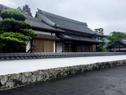 Résidence de l'époque Edo à Saiki, Oita