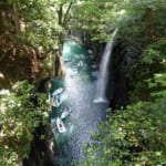 """Takachiho """"Sanctuaire de la Mythologie"""" 2de partie : Les gorges de Takachiho"""