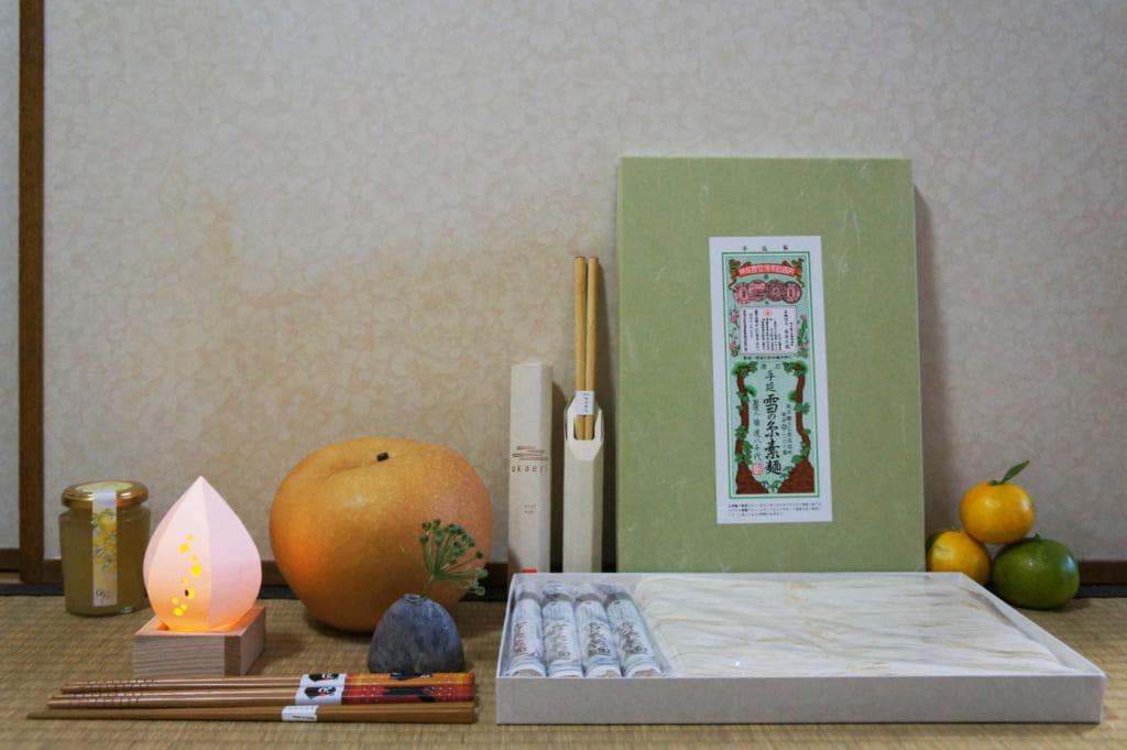Souvenirs rapportés de Kumamoto