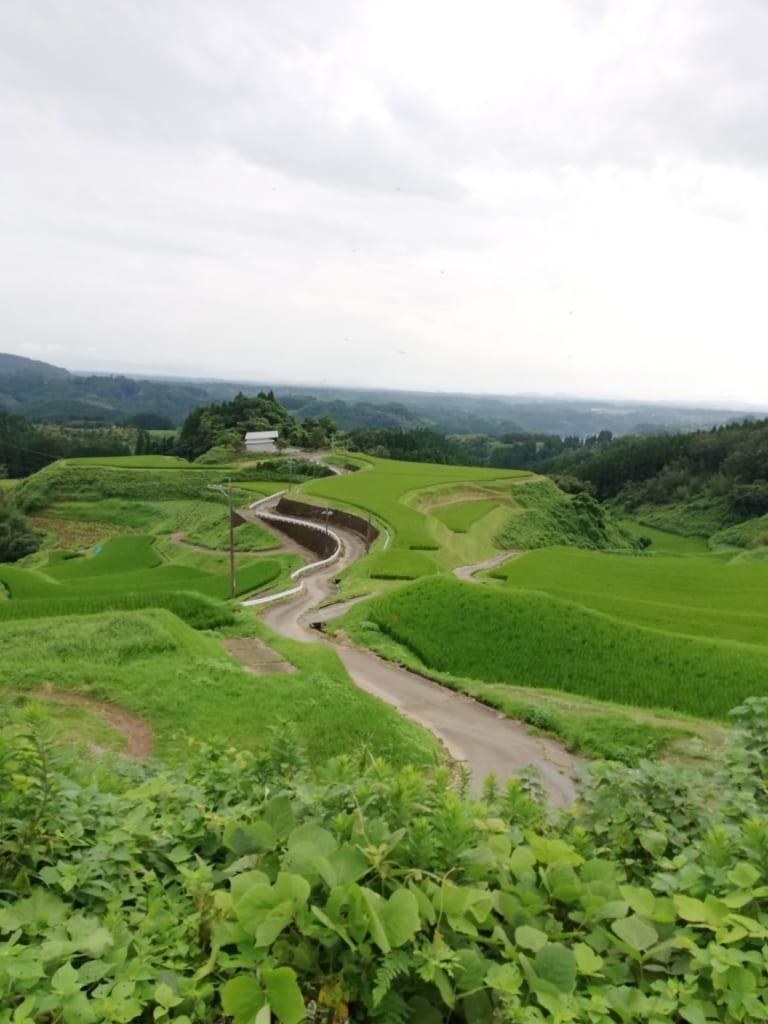 Les magnifiques paysages de kikuchi