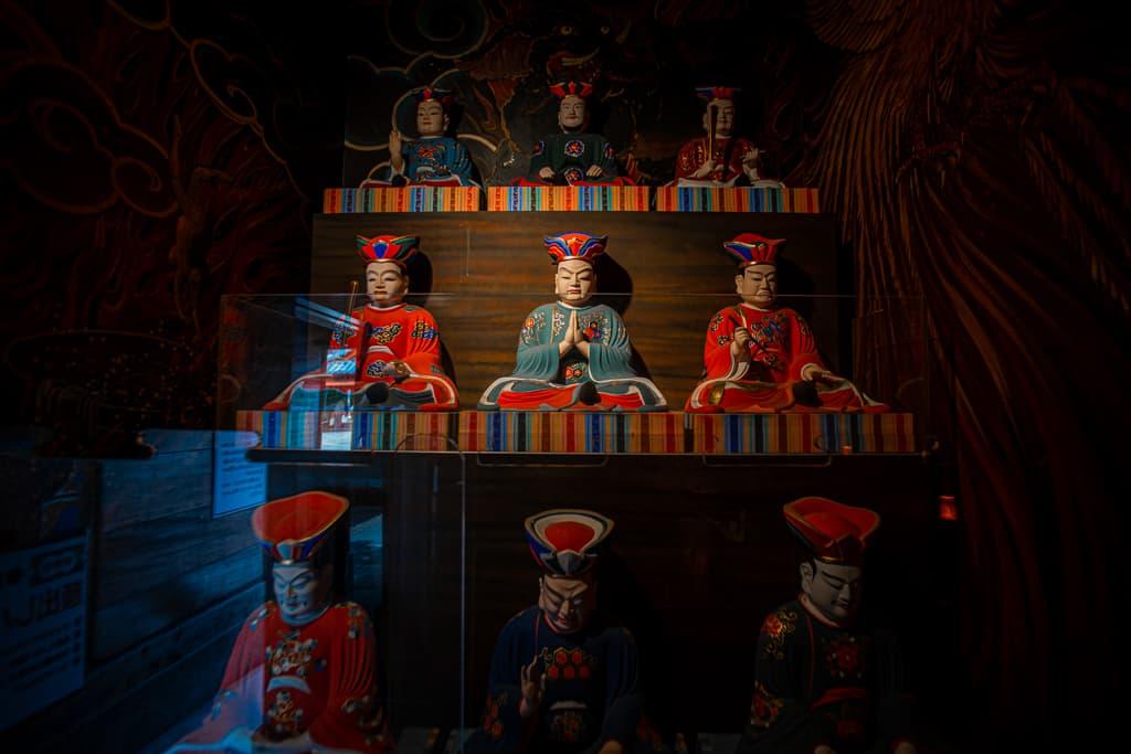 Dieci Re del Buddismo