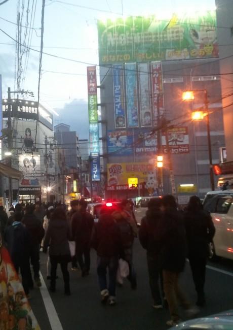 Den Den Town in Japan is Osaka's anime haven