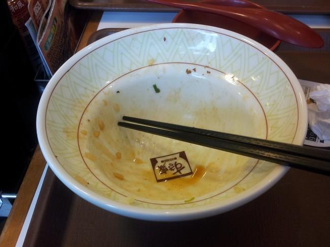Japanese Gyudon Restaurant offers cheap good food