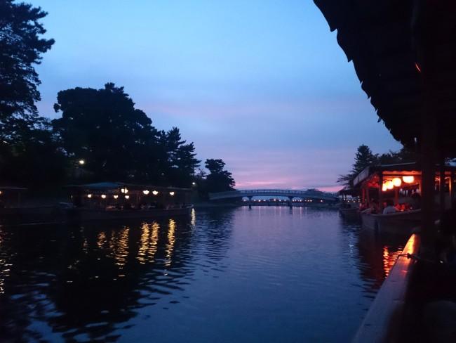Uji, Kyoto, famous for it's Matcha