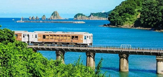 JR pass allows you to travel around Japan quite affordably