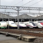 One-track mind: For train fans in Japan