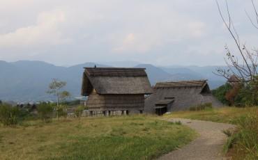 Yoshinagari Historical Park, Saga, Hut, Japanese history