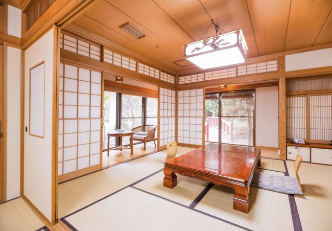 for an authentic Japan accommodation experience, Ryokan are the perfect accommodation option
