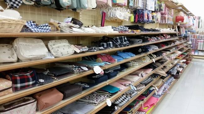Seria 100Yen shops in Japan