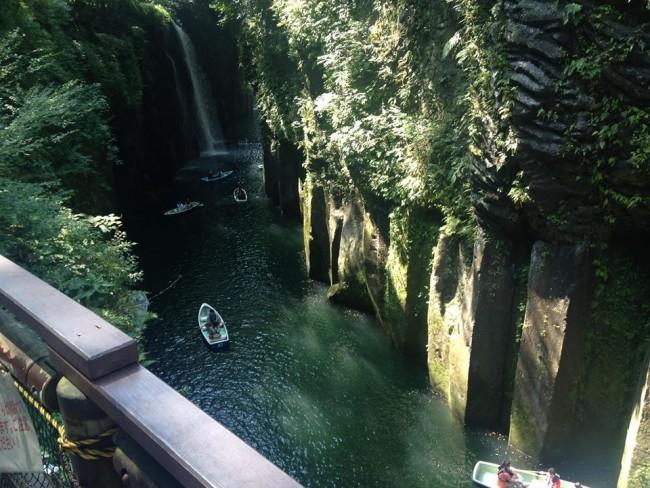 Miyazaki mirth in the gorge deeps