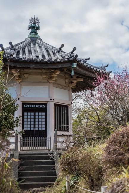 Soba Restaurant in Kamakura: Rai Tei structure