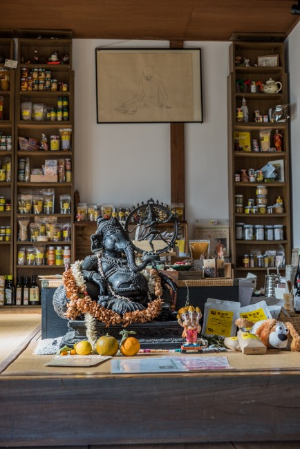 Authentic Indian spice shop in Kamakura: Anan