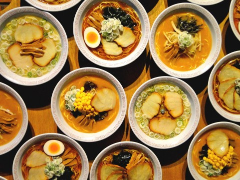 There are quite a lot of variety of ramen in Japan,which require you to find the ramen you prefer the most