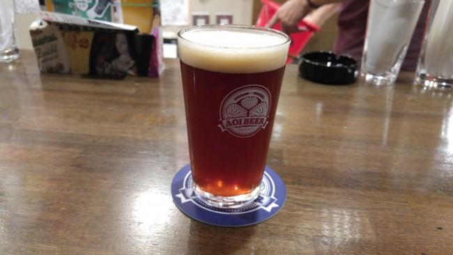 Beer Trial: Aoi Brewing Co., Shizuoka