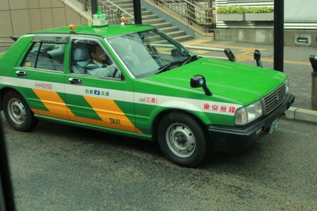 Japan, Taxi