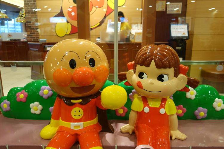 Kobe Anpanman Children's Museum and Mall