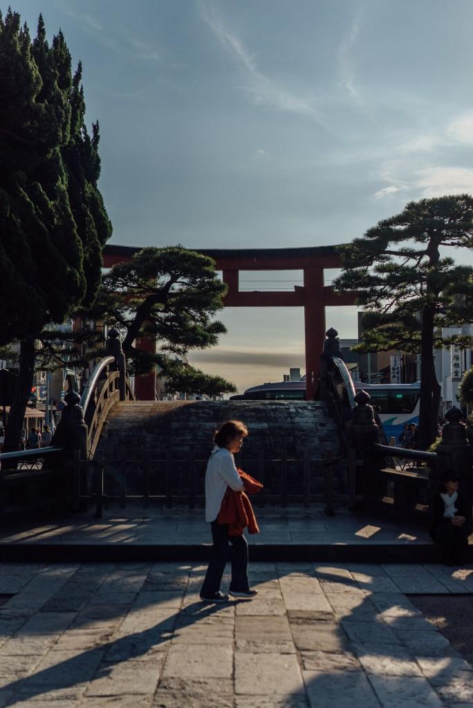 Tsurugaoka Hachimangu shrine: Birthplace of the Samurai Regime