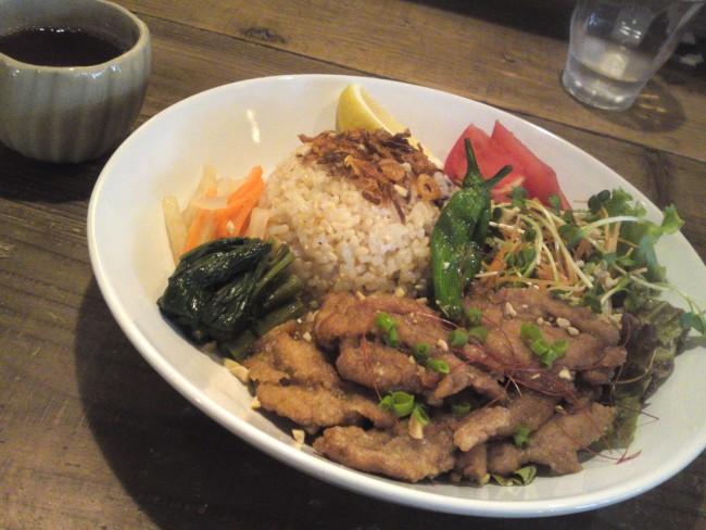 Vegetarian and vegan food in Shizuoka: Locomani