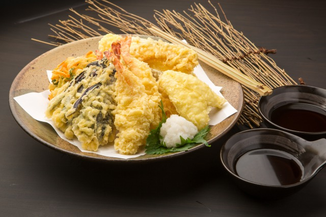 Tempura is another vegetable dishes in Japanese food
