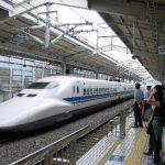 JR Shinkansen and other railways in Shizuoka