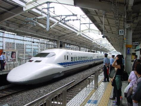 JR Shinkansen and other railways in Shizuoka