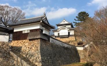 Castle, Mountain, Hiking, Temple, Okayama,Takahashi Matsuyama