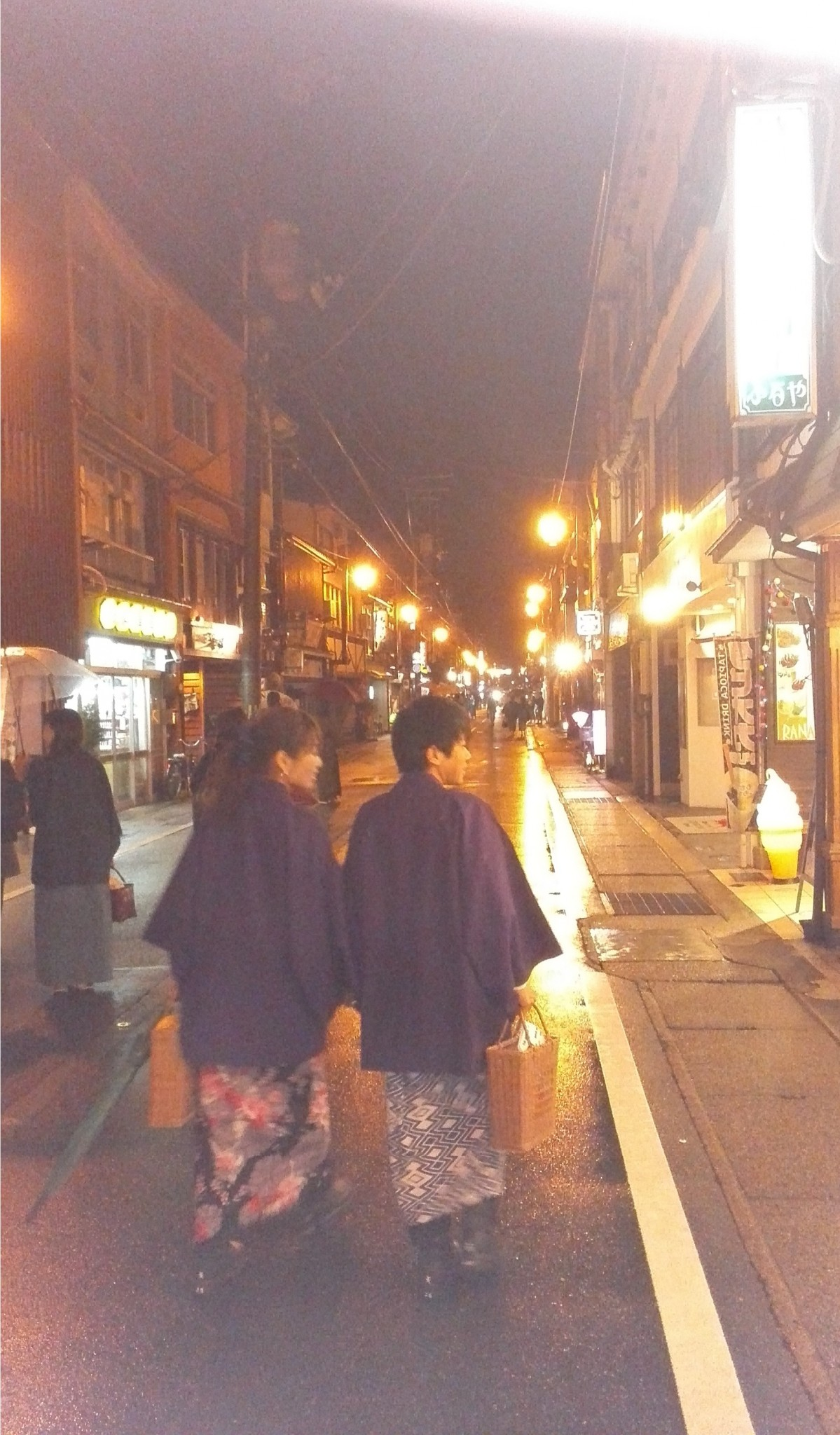 Kinosaki Onsen – for your classic Onsen experience !