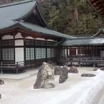 Mount Koya, the center of Japanese Buddhism