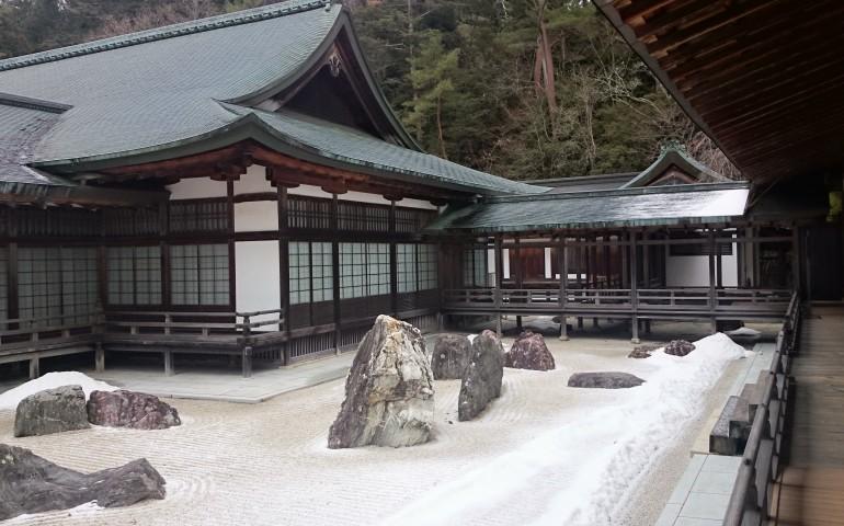 Buddhism, Religion, Garden, Mountain, Hiking, Temple