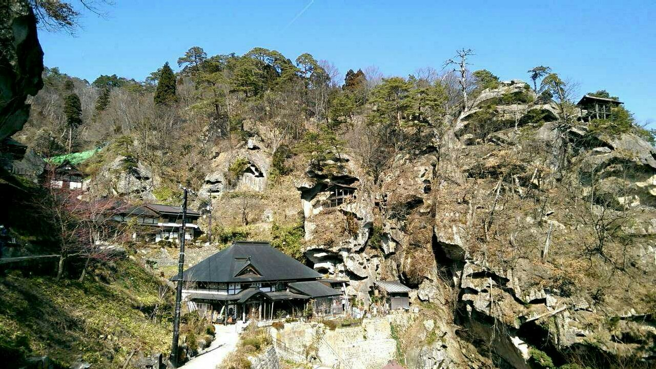 Yamadera: An Ancient 1000 Step Hike to Mountaintop Temples