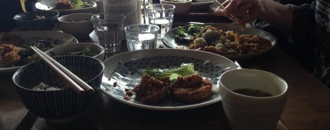 Magokoro, restaurant, Kamakura, hemp, vegetarian, vegan
