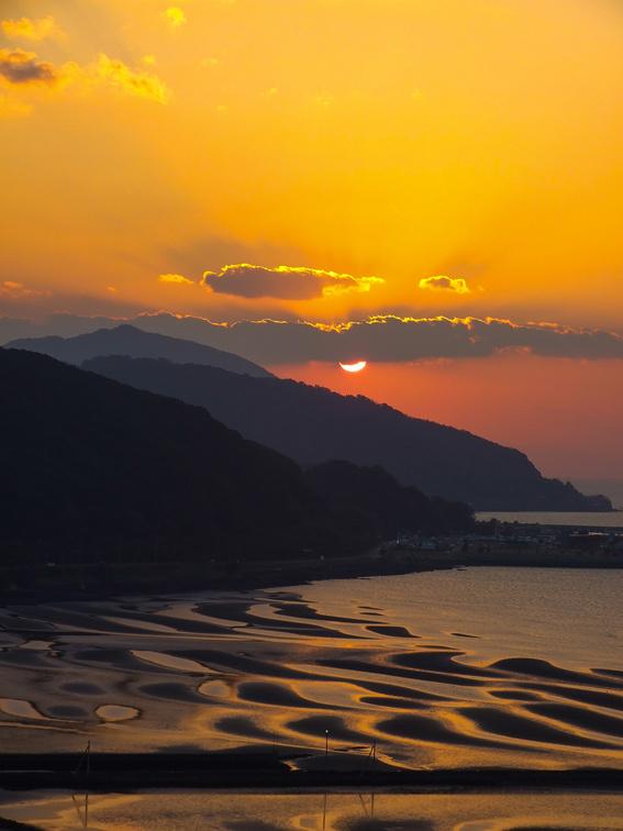 The mysterious coastal beauty of Kumamoto