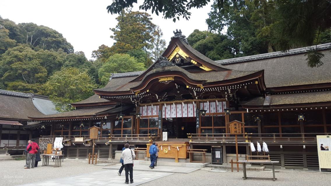 Nara's Hidden Gem, Omiwa Shrine