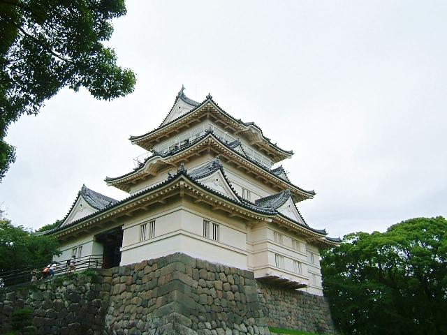 Odawara Castle – a humble reminder of a great history