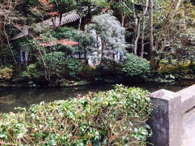Sights walking the Kyoto Philosopher's Path: Honen Temple