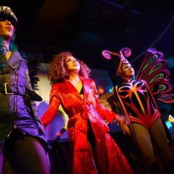 You'll see japanese gays wearing costumes such as at gay bars and those who're gay will be kindly welcomed there