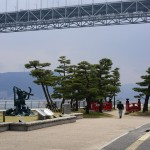 Kanmon Tunnel: A Submarine walk between Honshu and Kyushu Islands