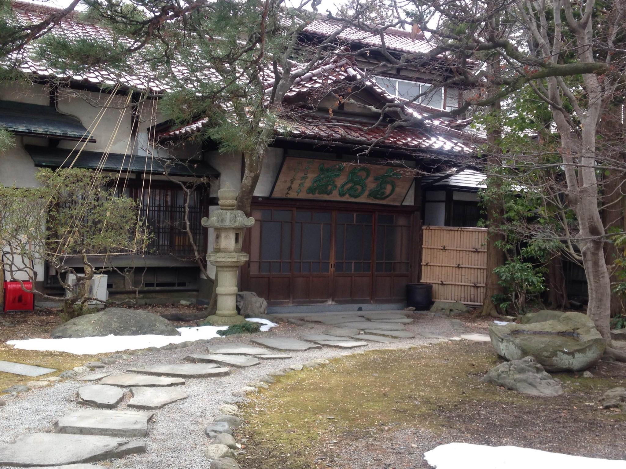 Nanshoso House: A remnant of the Meiji era