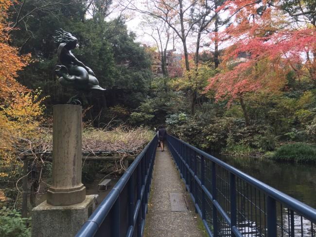 art at Hakone Museum in Kanagawa
