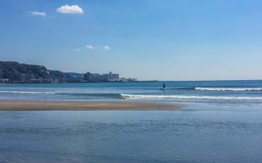 Beach, Sports, Surfing, Kamakura