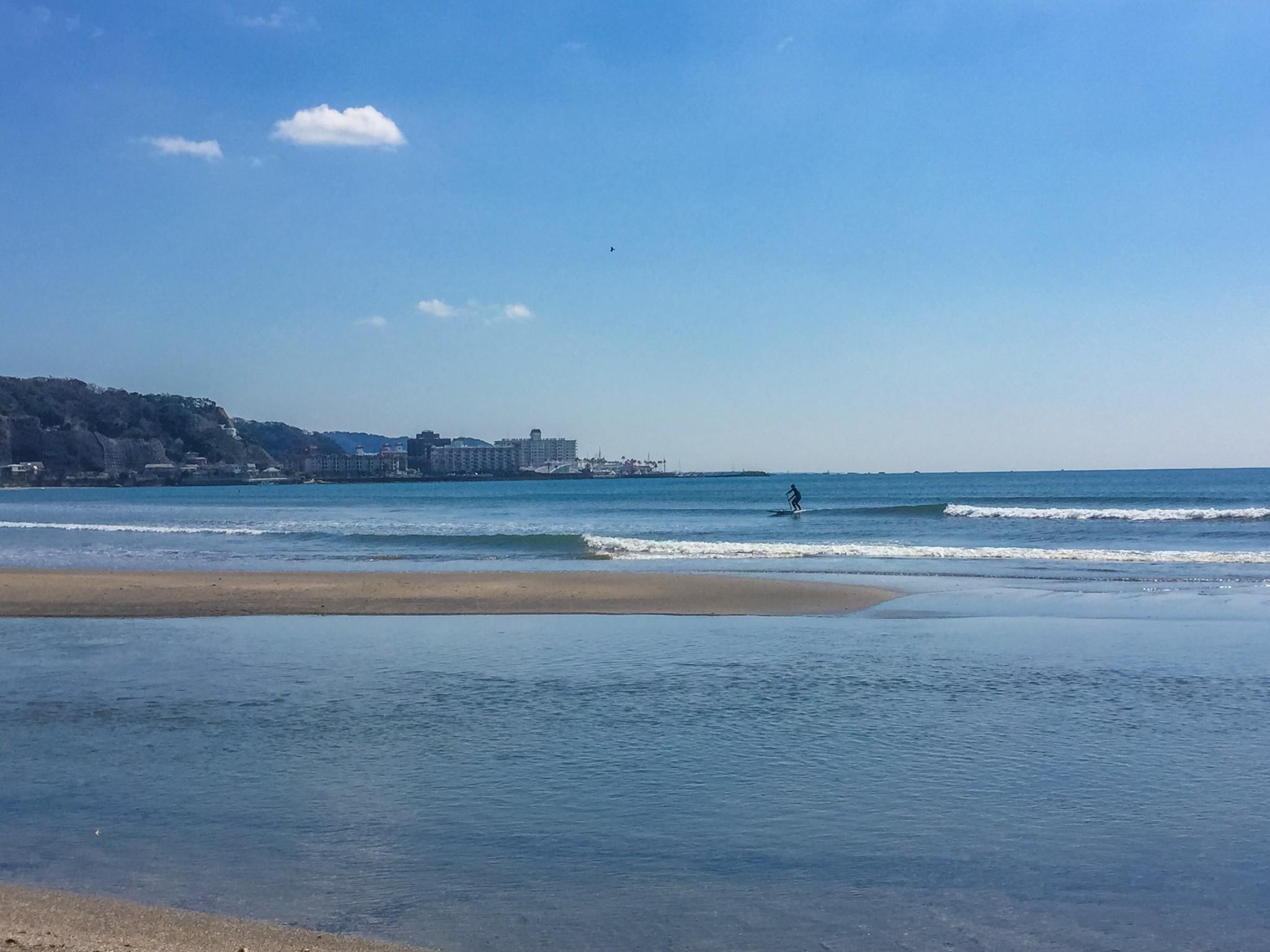 Yuigahama Beach in Kamakura – One of the Closest Beaches to Tokyo!
