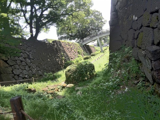 Kanazaw Castle boasts rich history of the Tokugawa clan of Japan