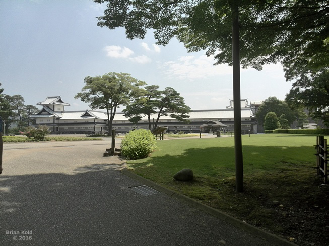 Kanazawa Castle – A testimony to history and determination