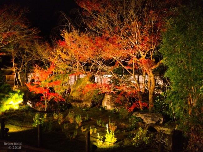 Nanzenji Temple in Kyoto during autumn