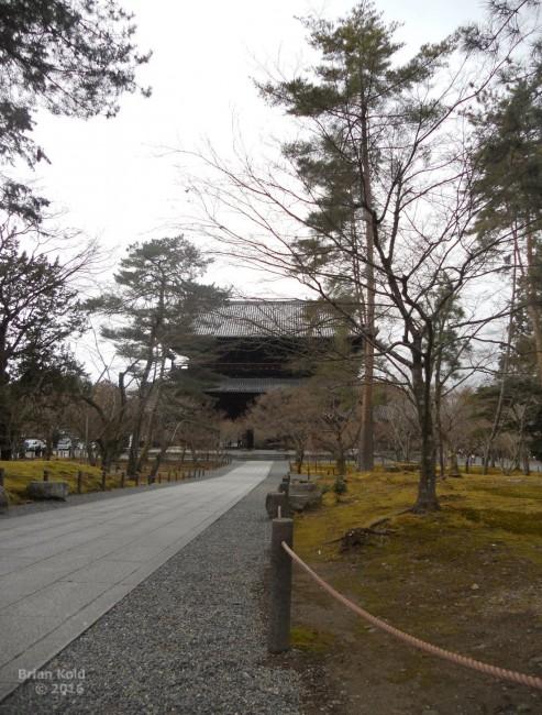 Nanzenji Temple in Kyoto