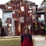 Naoshima island: A Coffee Quaffed and an Art House Hop