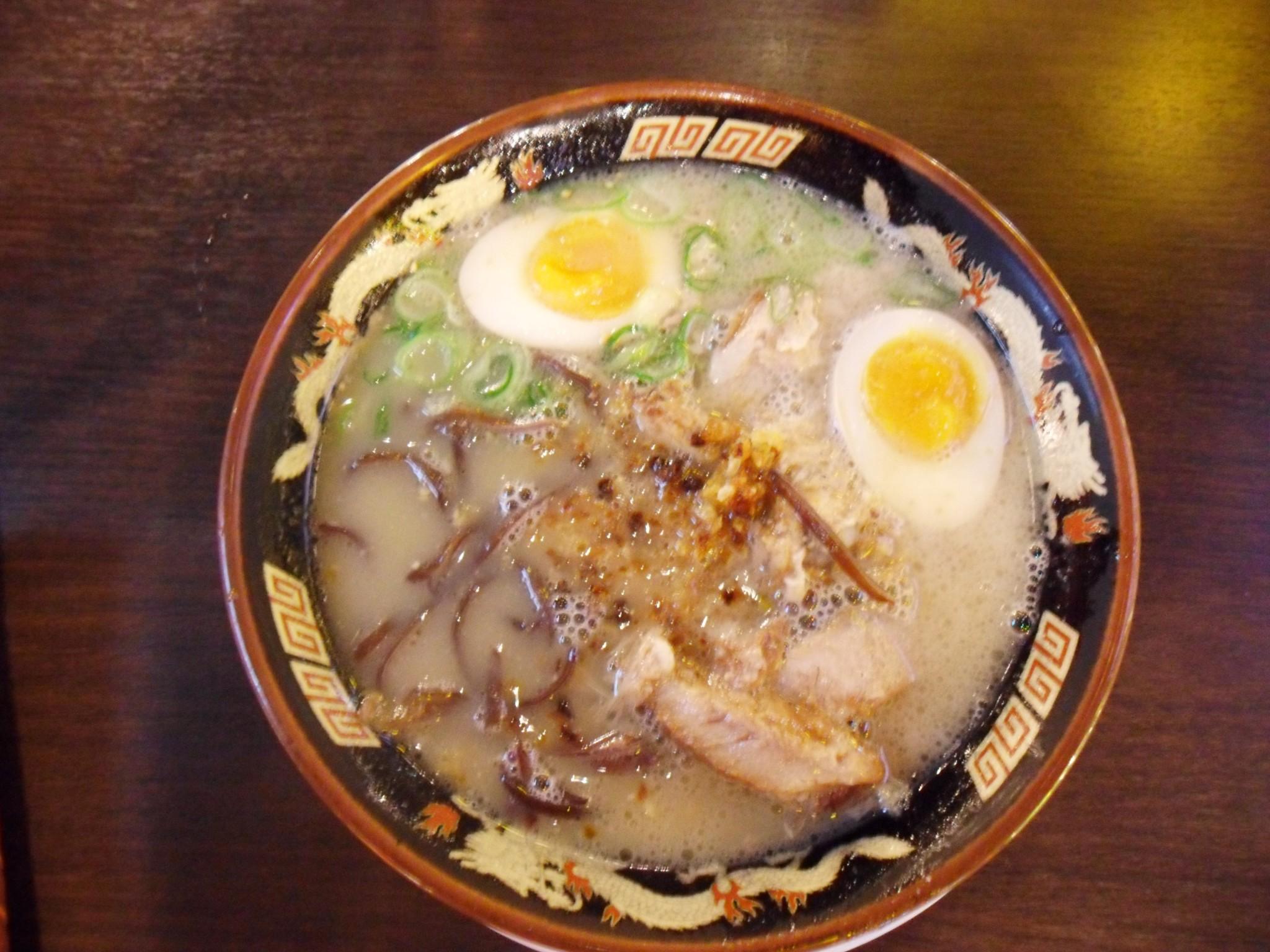 Even picky eaters will like Hakata Ramen