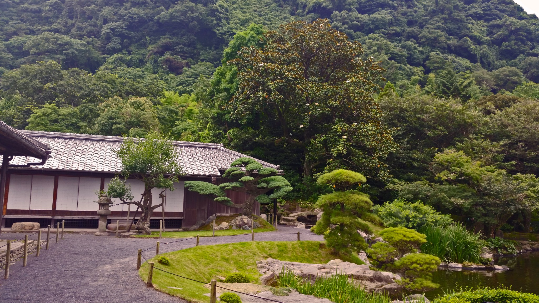 Sengan-en: How to Live Like a Lord in Past Japan