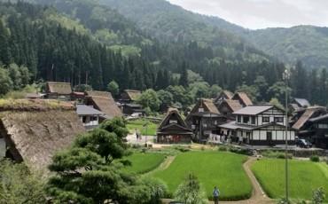 Village,History,Shirakawa,Nature,Scenery