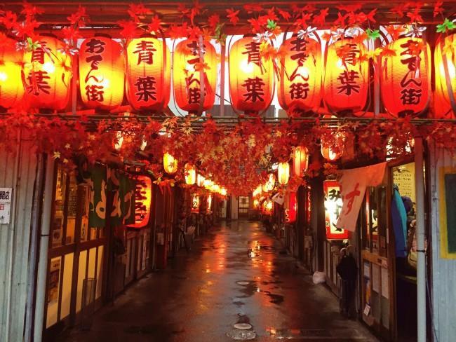 Enjoy oden in Shizuoka Japan